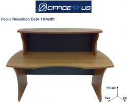 164 X 89 Reception Desk