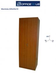 205X55X72 Wardrobe