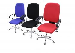 A/056 MANAGERS FABRIC CHAIR