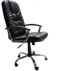 9926 XI EXECUTIVE CHAIR (CHROME BASE)