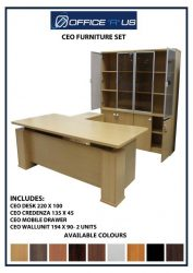 CEO FURNITURE SET(2)