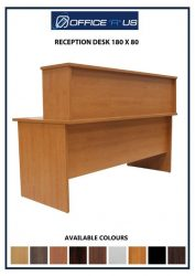 RECEPTION DESK 180 X 80(2)