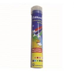 Pelikan Coloured Pencils 12 Colours 724054