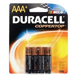 Duracell Battery AAA Size Pack Of 4