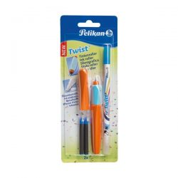 Pelikan Twist Rollerball Pen with Ink Eraser – Summer Splash 923615