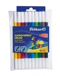 Pelikan Colorella Duo Fiber Tip Pens ...