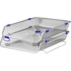 2 Tiered Wire Letter Tray 2101475