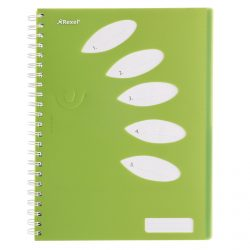 JOY 5 Subject Notebook 250 Pages A4 L...