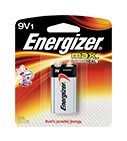 Energizer® MAX® 9V 522BP1