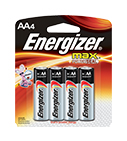 Energizer® MAX® AA E91BP4