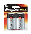 Energizer® MAX® D E95BP2
