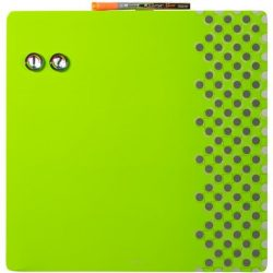 Magnetic Combo Board 360x360mm Green ...
