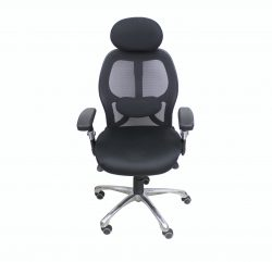 4028 A - NET EXECUTIVE CHAIR WITH HEAD REST