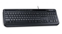 ANB-00021 - MS WIRED 600 KEYBOARD USB BLACK