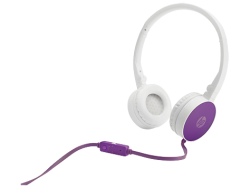 F6J06AA - HP H2800 HEADSET - PURPLE
