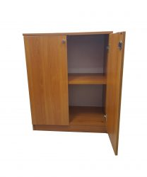 CABINET 87 X 74 X 40 WITH ADJUSTABLE SHELVES