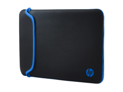 "HP 29.46 cm (11.6"") Black/Blue Neoprene Sleeve (V5C21AA)"