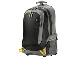 HP 15.6 Rolling Backpack