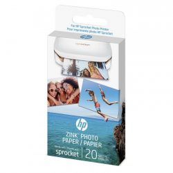 W4Z13A - HP ZINC STICKY PHOTO PAPER FOR SPROCKET
