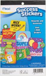 54158ME - MEAD STICKER BOOK SUCCESS
