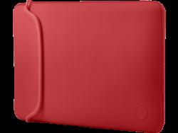 HP 15.6 Black Red Neoprene Sleeve