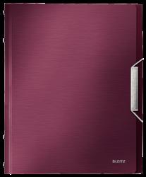 39950028 - Leitz - Divider Book Style - Garnet Red