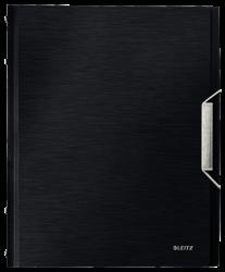 39950094 - Leitz - Divider Book Style - Satin Black