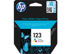 F6V16AE - HP 123 COLOUR INK