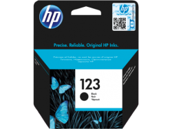 F6V17AE - HP 123 Black Ink
